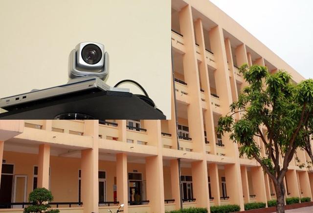 Nghệ An: Chi hơn 1 tỉ đồng lắp camera bảo vệ kỳ thi THPT quốc gia - 1