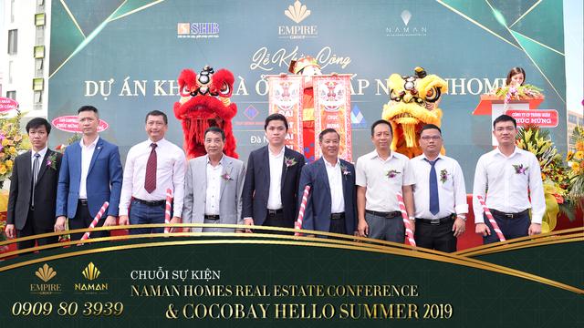 """SmartRealtors đồng hành cùng Namanhomes """"làm nóng"""" thị trường Đà Nẵng - 1"""