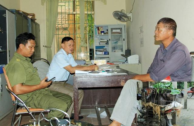 Phạt 4 triệu đồng đối tượng chở hàng loạt lợn ốm từ Nghệ An sang Hà Tĩnh tiêu thụ - 1
