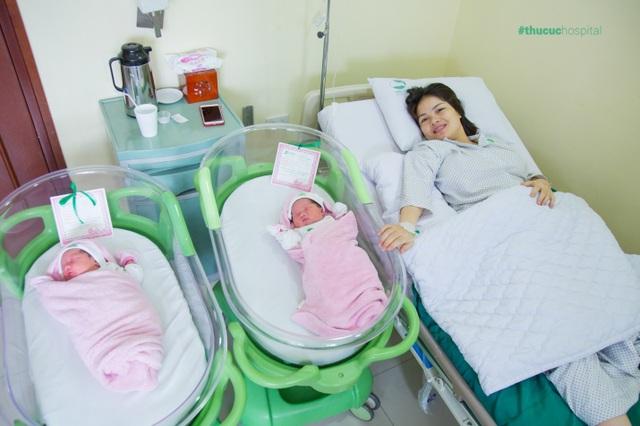"""Mang thai đôi và hành trình đi sinh của """"mẹ bầu nhà người ta"""" - 7"""