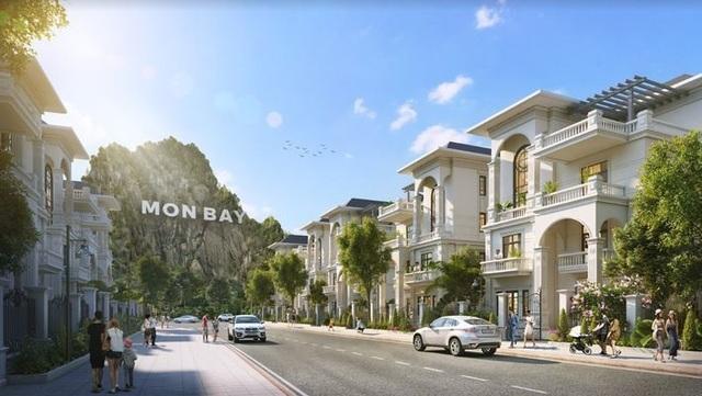 Mon Bay Rosalia Hạ Long - Biệt thự đẳng cấp đáng sống nhất bên bờ Vịnh - 2
