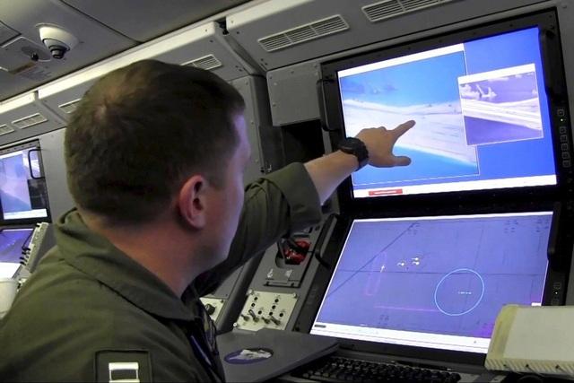 Ai chiếu laser vào phi công Australia trên Biển Đông? - 1
