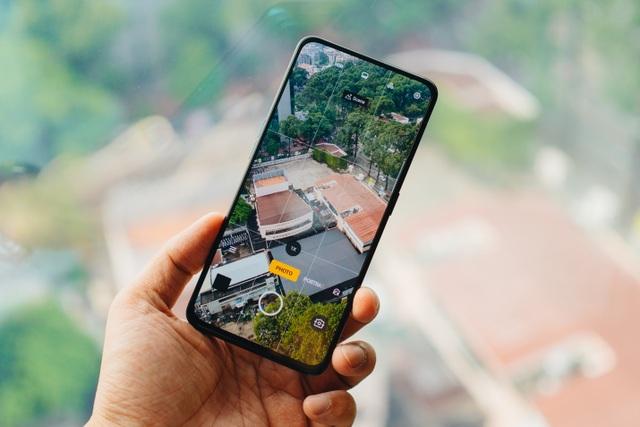 Smartphone vây cá mập Oppo Reno chính thức ra mắt, giá 12,9 triệu đồng - 3