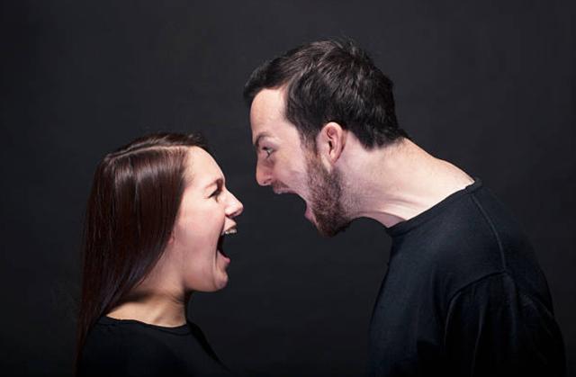 Cãi nhau với chồng - 1