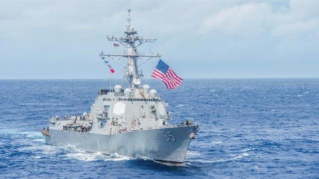 Trung Quốc không muốn đối đầu Mỹ ở Biển Đông - 1