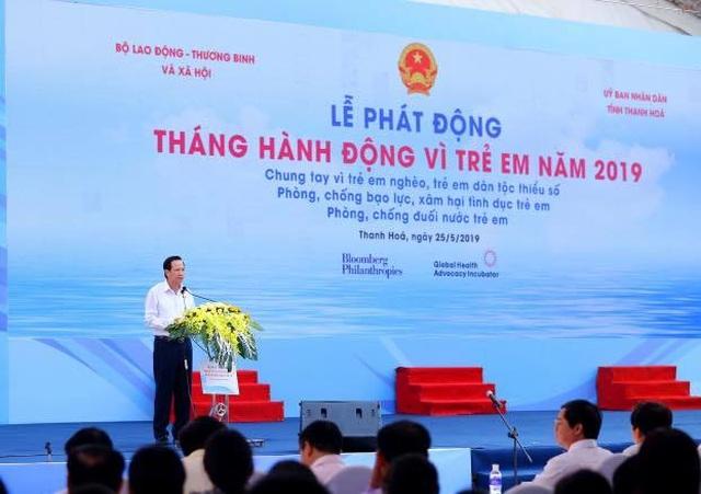 Tổ chức từ thiện Bloomberg tiếp tục cam kết hỗ trợ Phòng chống đuối nước cho trẻ em Việt Nam - 1