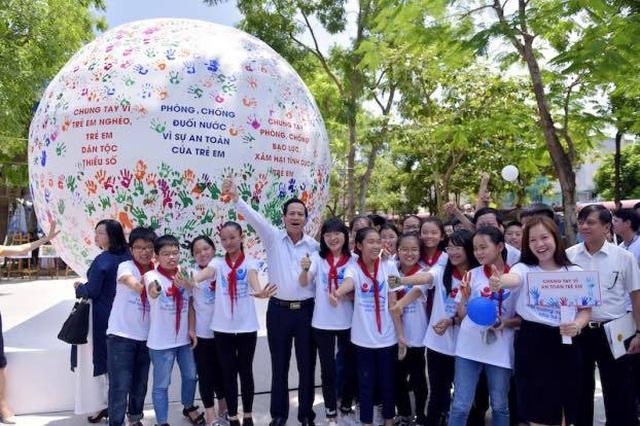 Tổ chức từ thiện Bloomberg tiếp tục cam kết hỗ trợ Phòng chống đuối nước cho trẻ em Việt Nam - 2