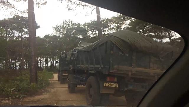 Cát tặc hoành hành trong khu vực trại giam tại Gia Lai! - 4