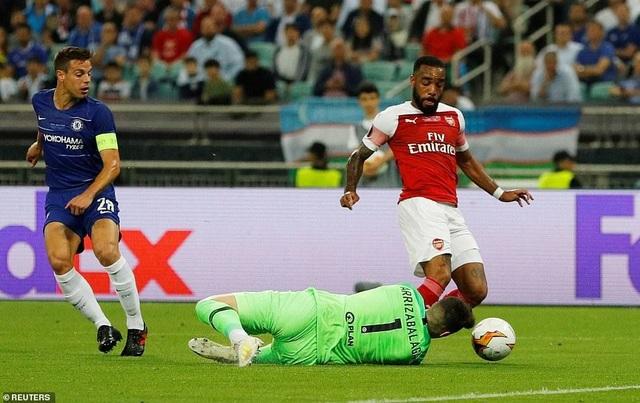 """Những khoảnh khắc Chelsea """"vùi dập"""" Arsenal để lên ngôi vô địch Europa League - 22"""