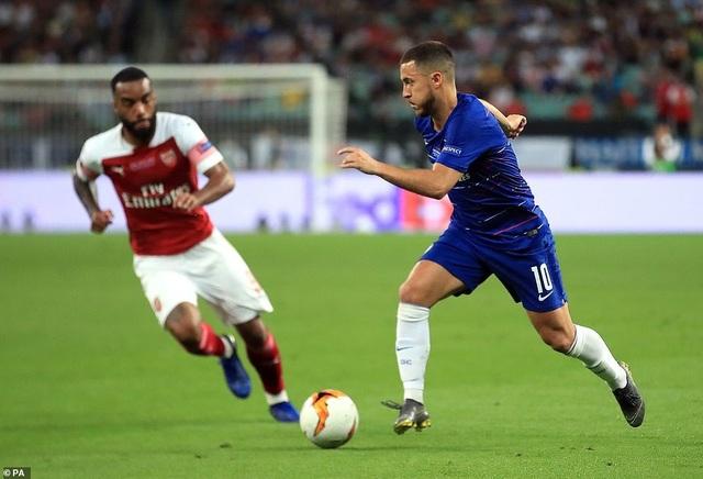 """Những khoảnh khắc Chelsea """"vùi dập"""" Arsenal để lên ngôi vô địch Europa League - 21"""