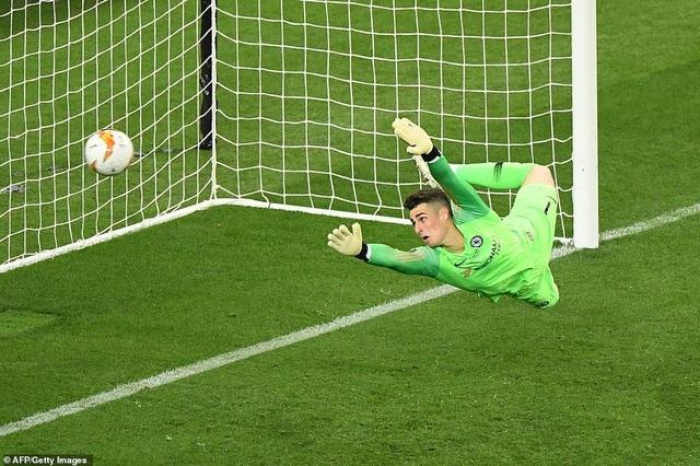 """Những khoảnh khắc Chelsea """"vùi dập"""" Arsenal để lên ngôi vô địch Europa League - 7"""