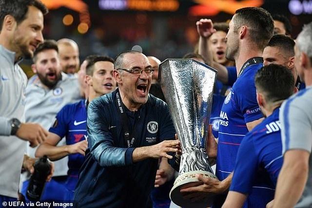 Eden Hazard nói lời chia tay Chelsea ngay khi đăng quang Europa League - 5