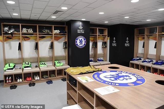 Vùi dập Arsenal, Chelsea giành chức vô địch Europa League - 21