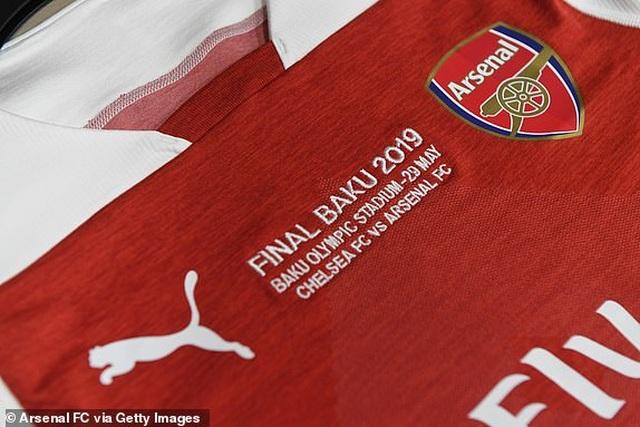 Vùi dập Arsenal, Chelsea giành chức vô địch Europa League - 23