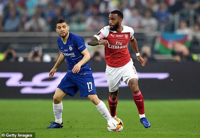 Vùi dập Arsenal, Chelsea giành chức vô địch Europa League - 14