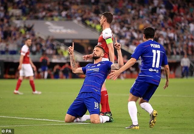 Vùi dập Arsenal, Chelsea giành chức vô địch Europa League - 7