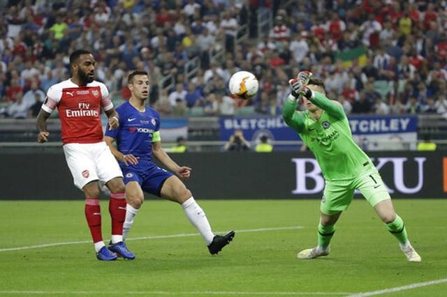Vùi dập Arsenal, Chelsea giành chức vô địch Europa League - 13