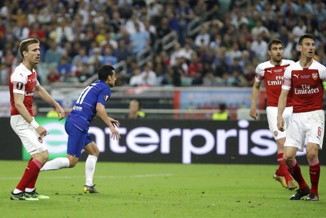 Vùi dập Arsenal, Chelsea giành chức vô địch Europa League - 6