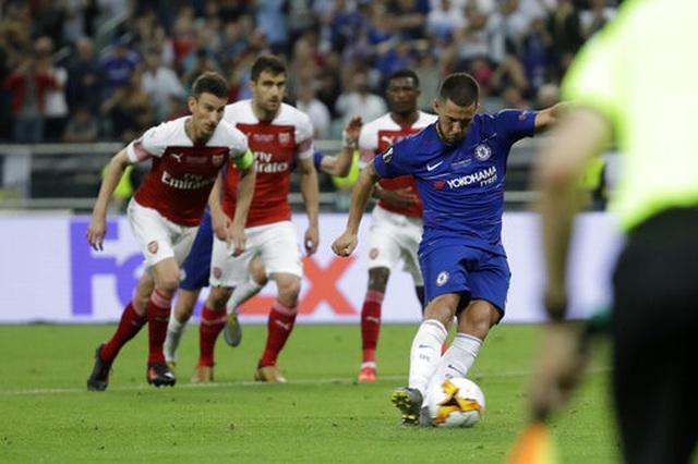 Vùi dập Arsenal, Chelsea giành chức vô địch Europa League - 3