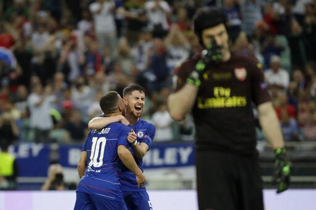 Vùi dập Arsenal, Chelsea giành chức vô địch Europa League - 1
