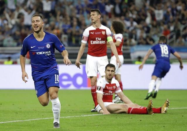 Vùi dập Arsenal, Chelsea giành chức vô địch Europa League - 4