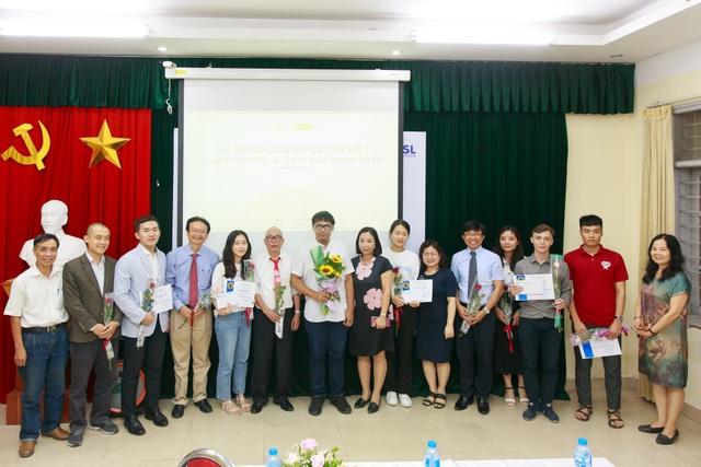 Cuộc thi Cây bút VSL và Thư Việt Nam 2019: Tiếng Việt đã làm lại cuộc đời tôi - 2