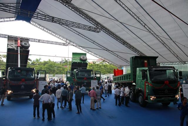 Công ty ô tô TMT đầu tư các dòng xe tải Ben đạt và vượt tiêu chuẩn khí thải hiện đại - 2