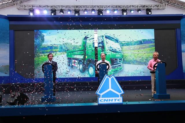 Công ty ô tô TMT đầu tư các dòng xe tải Ben đạt và vượt tiêu chuẩn khí thải hiện đại - 3