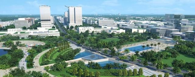 Khu dân cư Vinaconex 3 Phổ Yên Residence sẽ trở thành  phố chuyên gia lớn tại miền Bắc - 1