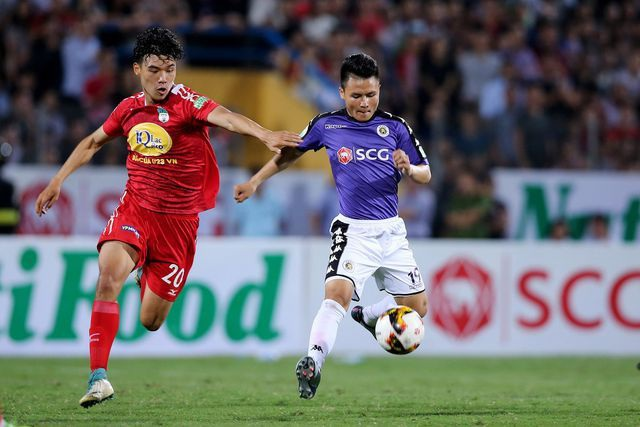 HA Gia Lai - CLB Hà Nội: Cuộc đấu giữa dàn sao của đội tuyển Việt Nam - 1