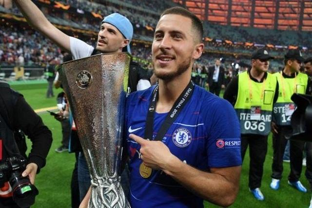 Eden Hazard vô địch Europa League: Dấu chân cuối cùng của người chiến binh - 1