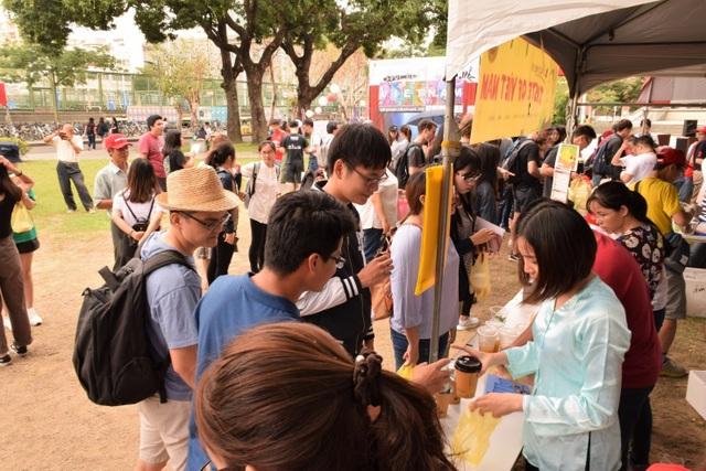Rực rỡ tuần lễ văn hóa Việt tại Đại học Thành Công, Đài Loan - 1