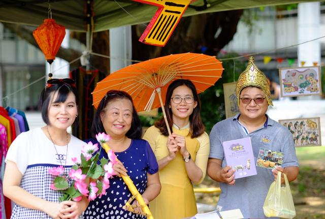 Rực rỡ tuần lễ văn hóa Việt tại Đại học Thành Công, Đài Loan - 8