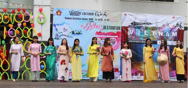 Rực rỡ tuần lễ văn hóa Việt tại Đại học Thành Công, Đài Loan - 3