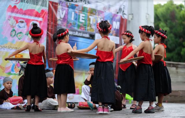 Rực rỡ tuần lễ văn hóa Việt tại Đại học Thành Công, Đài Loan - 4