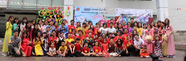 Rực rỡ tuần lễ văn hóa Việt tại Đại học Thành Công, Đài Loan - 11
