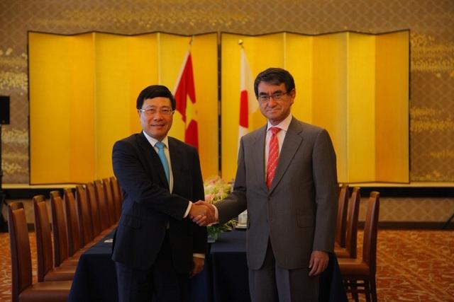 Đề nghị Nhật Bản đơn giản thủ tục cấp thị thực nhập cảnh cho người Việt - 1
