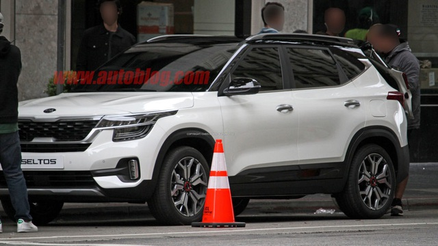 Kia xác nhận tên gọi Seltos cho mẫu SUV mới - 3