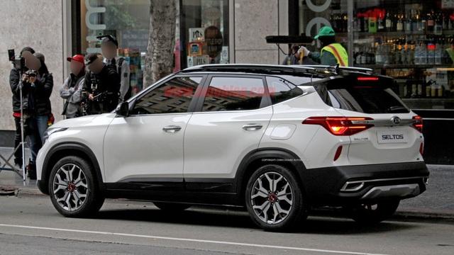 Kia xác nhận tên gọi Seltos cho mẫu SUV mới - 4