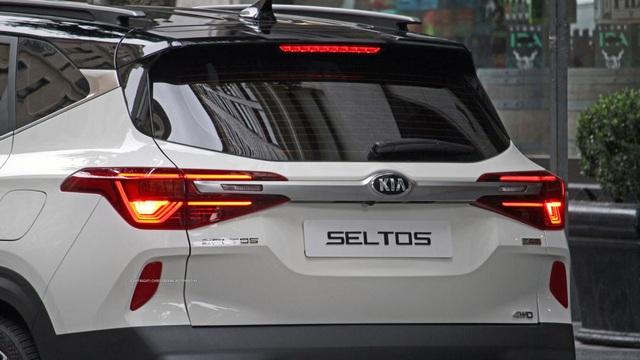 Kia xác nhận tên gọi Seltos cho mẫu SUV mới - 6