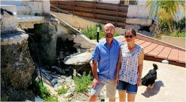 Mua nhà 6 tỷ đồng trên đất cấm xây, gia chủ khóc ròng sống trong sợ hãi - 2