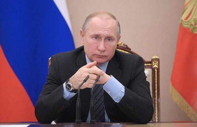 Tổng thống Putin thông qua dự luật ngừng hiệp ước hạt nhân INF với Mỹ - 1