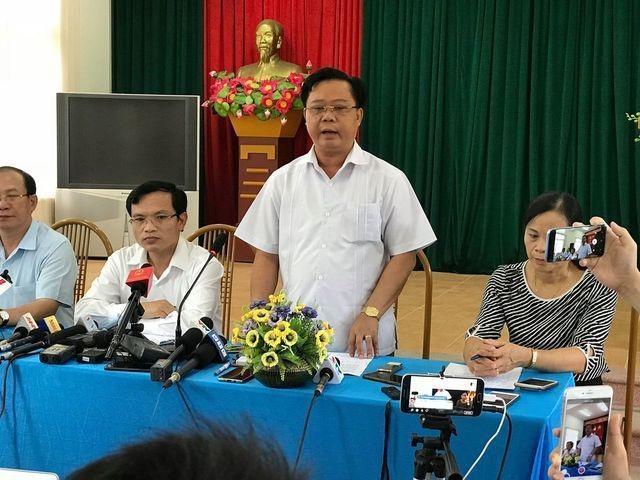 Sở GD-ĐT Sơn La đề xuất thay Trưởng ban chỉ đạo thi THPT quốc gia năm 2019 - 1
