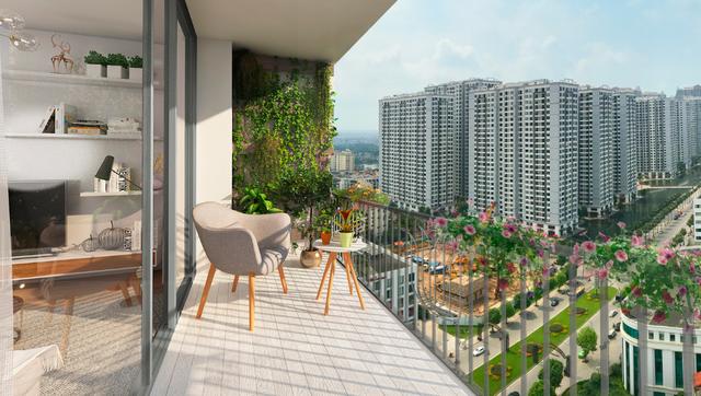 Ra mắt căn hộ đẳng cấp view sông Hồng tại Imperia Sky Garden - 2