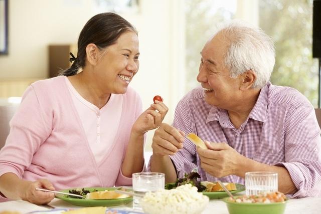 Suy dinh dưỡng ở người lớn tuổi không thể coi thường - 2