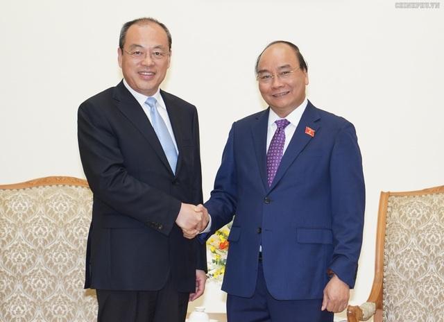 Thủ tướng nhấn mạnh việc xây dựng đường biên giới Việt - Trung - 1
