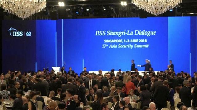Vì sao Trung Quốc cử phái đoàn hùng hậu tới Shangri-La 2019? - 1