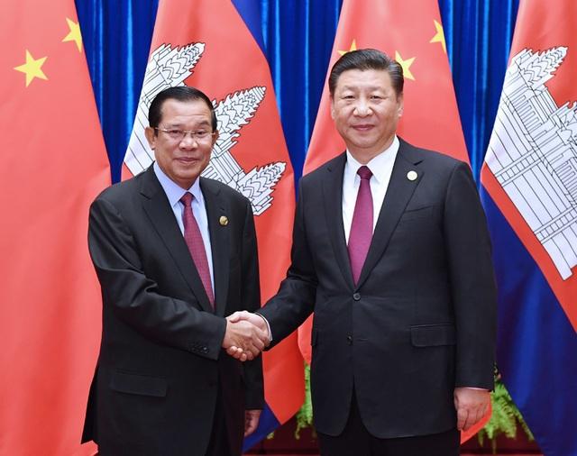"""Thủ tướng Hun Sen tuyên bố Campuchia không rơi """"bẫy nợ"""" Trung Quốc - 1"""