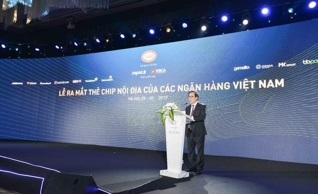 Vietcombank – Một trong 7 ngân hàng đầu tiên tại Việt Nam tiên phong triển khai thẻ chip nội địa - 1