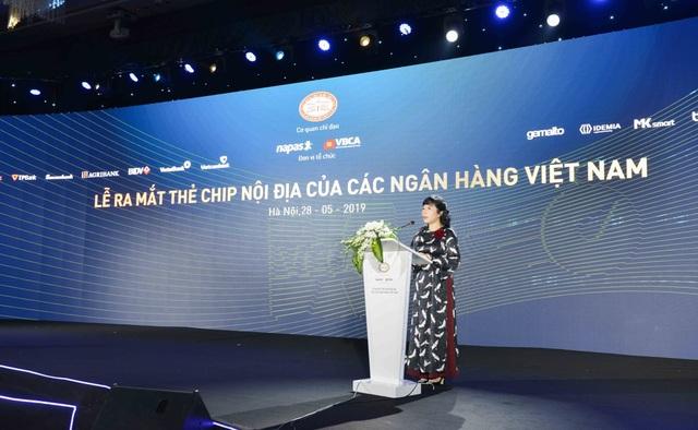 Vietcombank – Một trong 7 ngân hàng đầu tiên tại Việt Nam tiên phong triển khai thẻ chip nội địa - 2